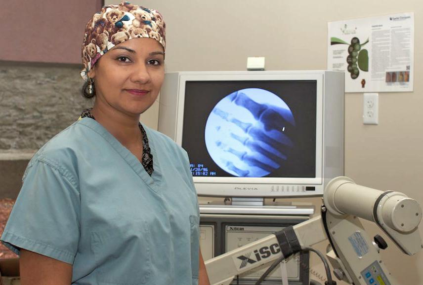 Shazia Malik Podiatry, Your Montreal Podiatrist